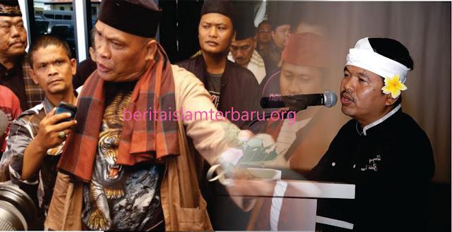 Kala Jawara Bekasi Bubarkan Acara Berbau Klenik & Animisme Bupati Purwakarta, Dedy Mulyadi dengan Bupati Bekasi