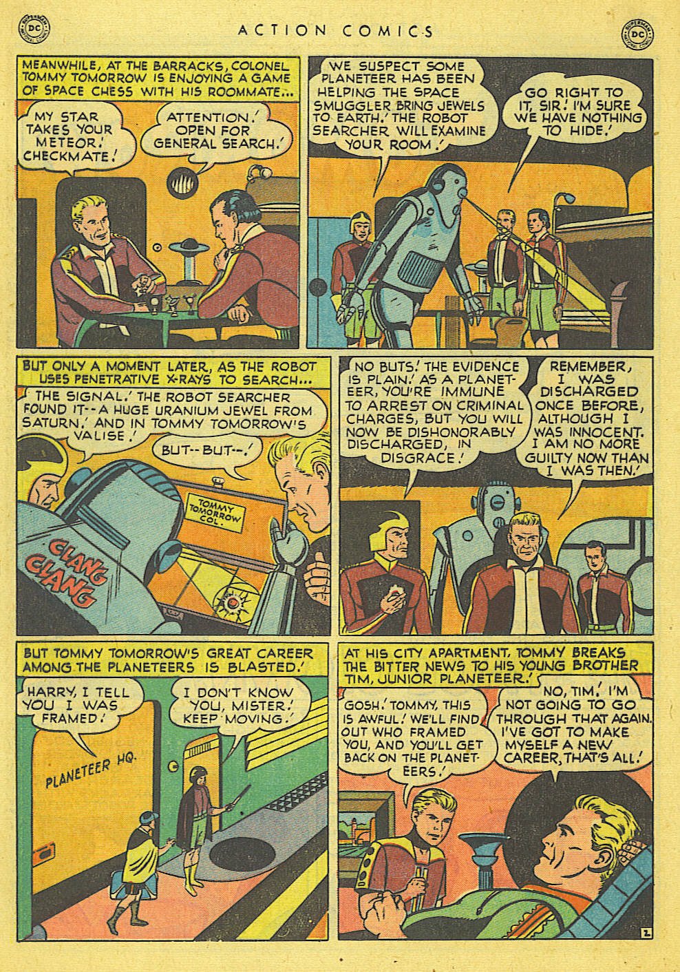 Read online Action Comics (1938) comic -  Issue #140 - 18