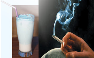 Mitos Soda Susu Bermanfaat Untuk Membersihkan Paru-Paru Perokok