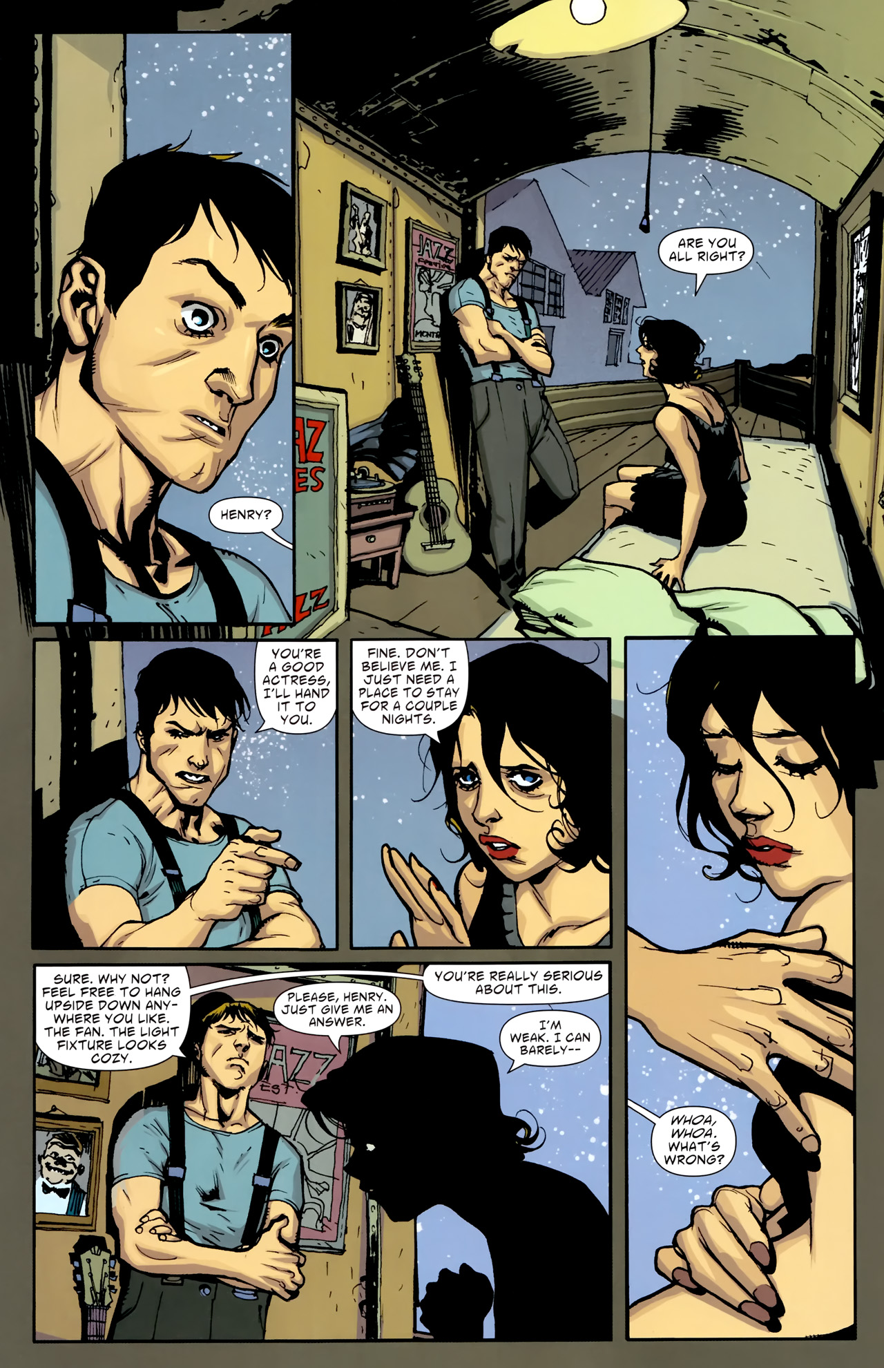 Read online American Vampire comic -  Issue #3 - 15