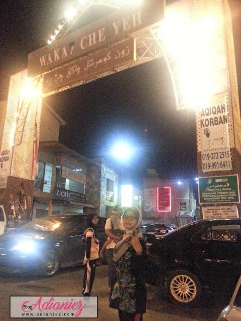 Wakaf Che Yeh, Kelantan