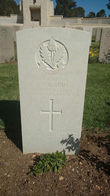 מצבה של חייל בריטי