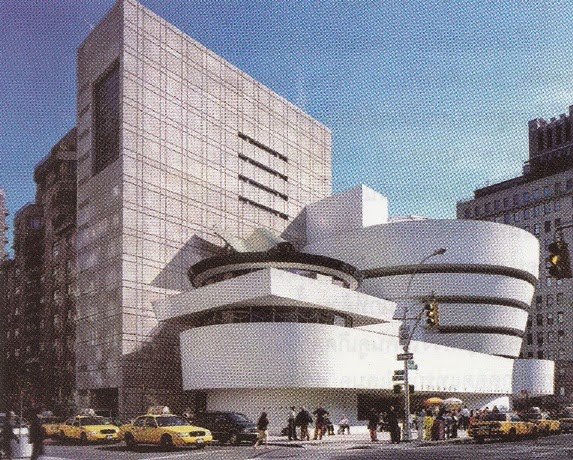 เดินชมพิพิธภัณฑ์กุกเกนไฮม์ - Take a walk in Guggenheim Museum