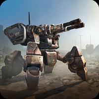Tải Game Mech Legion Tuổi của Robots Hack Vàng Cho Android