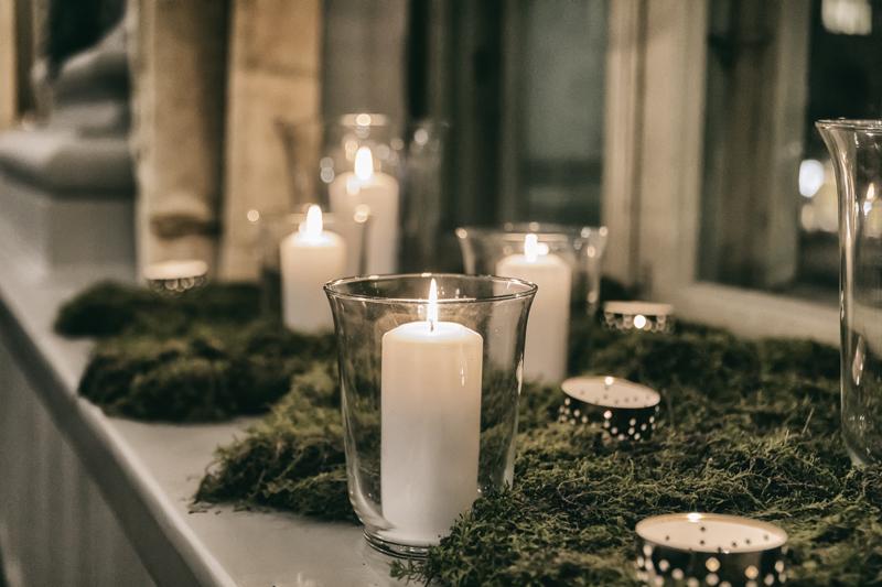 Ikea, joulu, Ikea Suomi, G18, juhlatila, joulukoristeet, natural, Christmas, luonnollinen, luonto, joulukoristeet, koristelu, Visualaddict, Frida Steiner, kynttilät