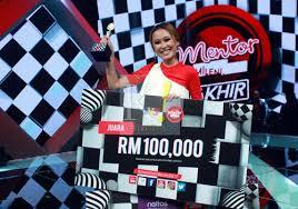Keputusan Rasmi Juara Pemenang Mentor Milenia 2017