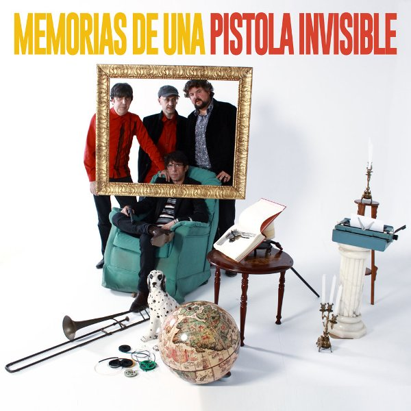 Jose Casas - Memorias de una pistola invisible