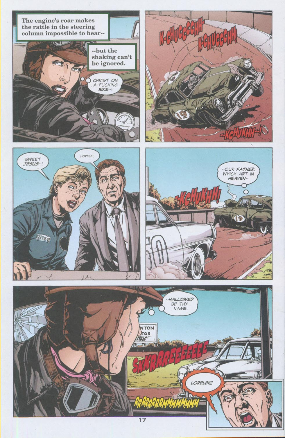 Read online American Century comic -  Issue #13 - 18