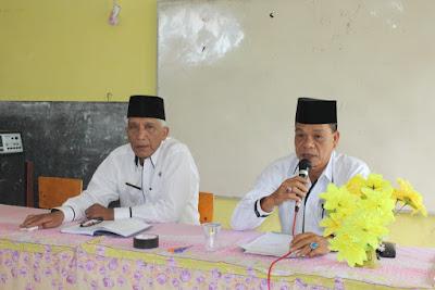 Plt. Kakankemenag Tanjungbalai Menutup Kegiatan DDWK