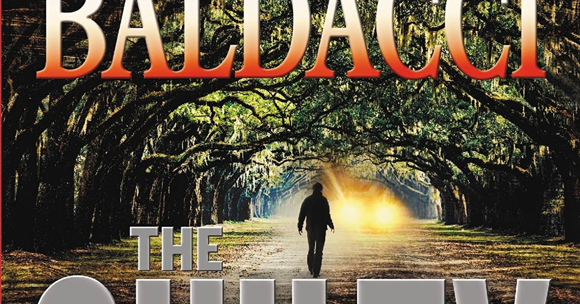 Book Review: The Guilty by David Baldacci – myrihla