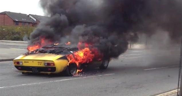 A Very Rare 1971 Lamborghini Miura Sv Worth 17 Million Catches