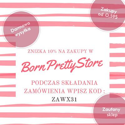 born pretty store zniżka sklep zawula