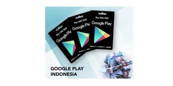 Cara Beli Voucher Google di Tokopedia