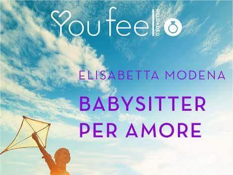 Baysitter per amore di Elisabetta Modena [RECENSIONE]