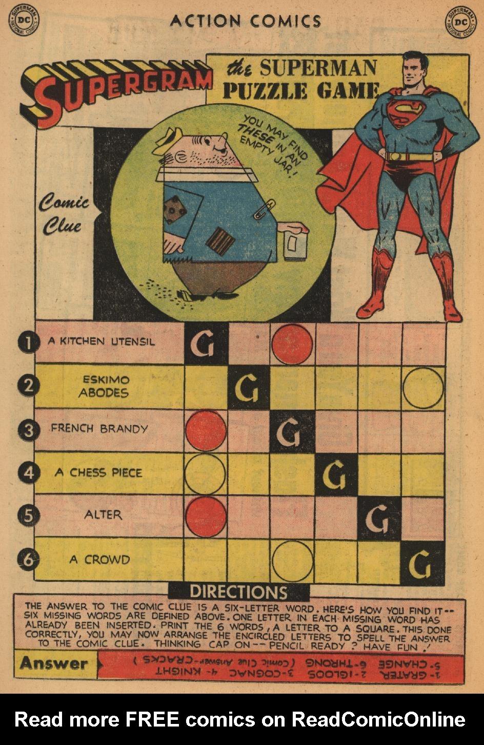 Action Comics (1938) 203 Page 23