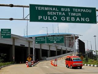Catat Ya, Bus Jurusan Jawa Pindah ke Terminal Pulogebang