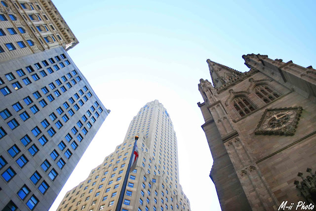 My Travel Background : Une semaine à New York : Trinity Church