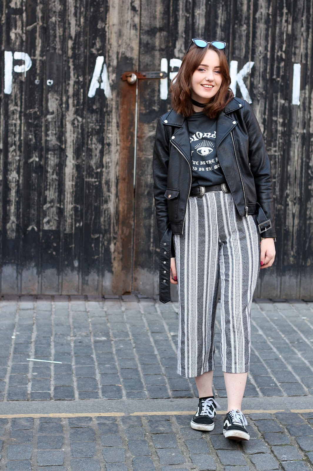 gig outfit ideas: Liverpool fashion blog outfit