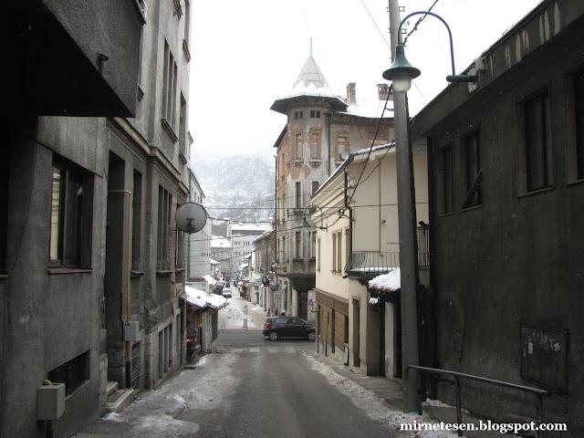 Сараево - исторический центр, улица Логавина