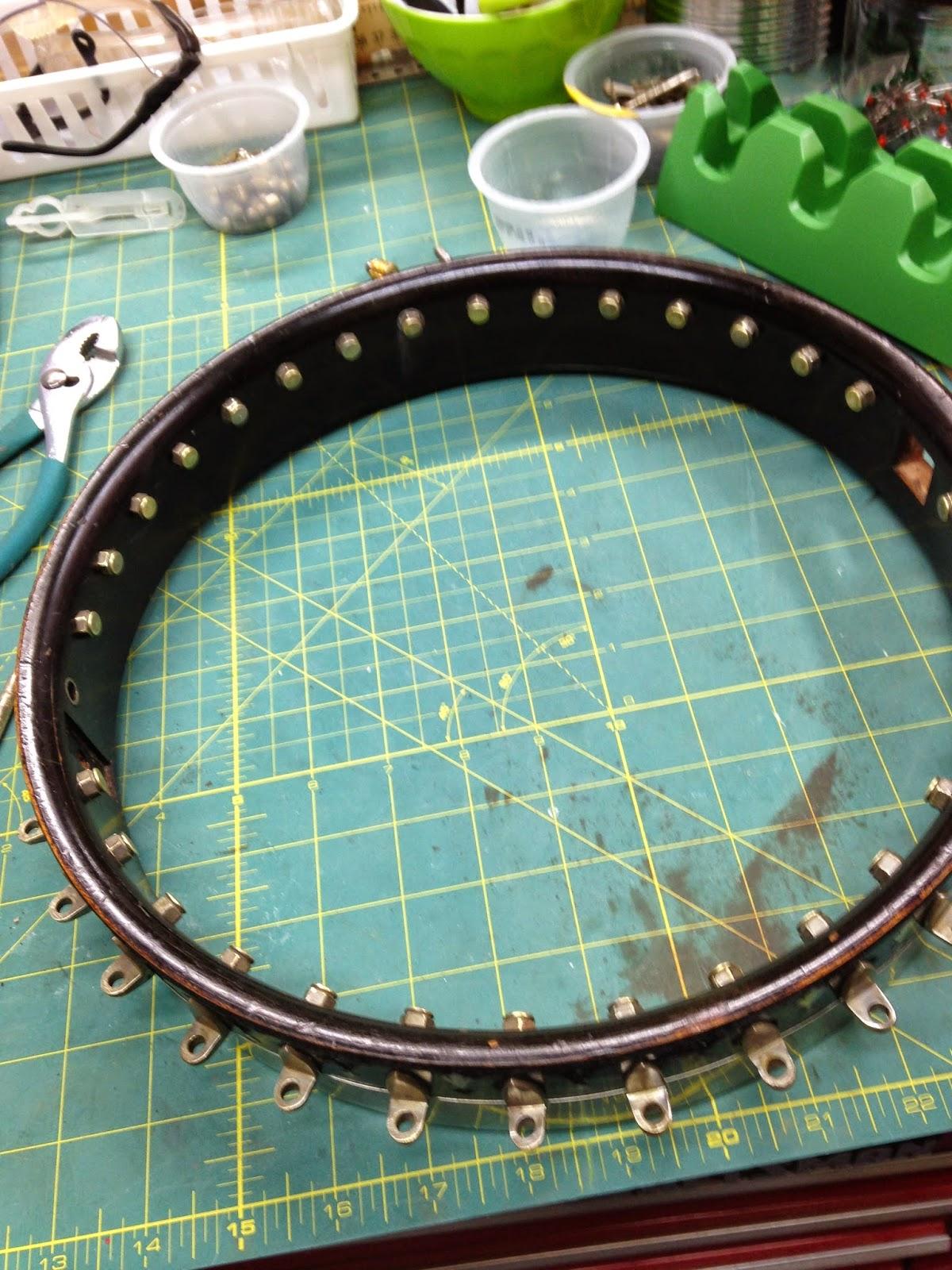 Little Bear Banjo Blog: Repairing an Old Cole Banjo