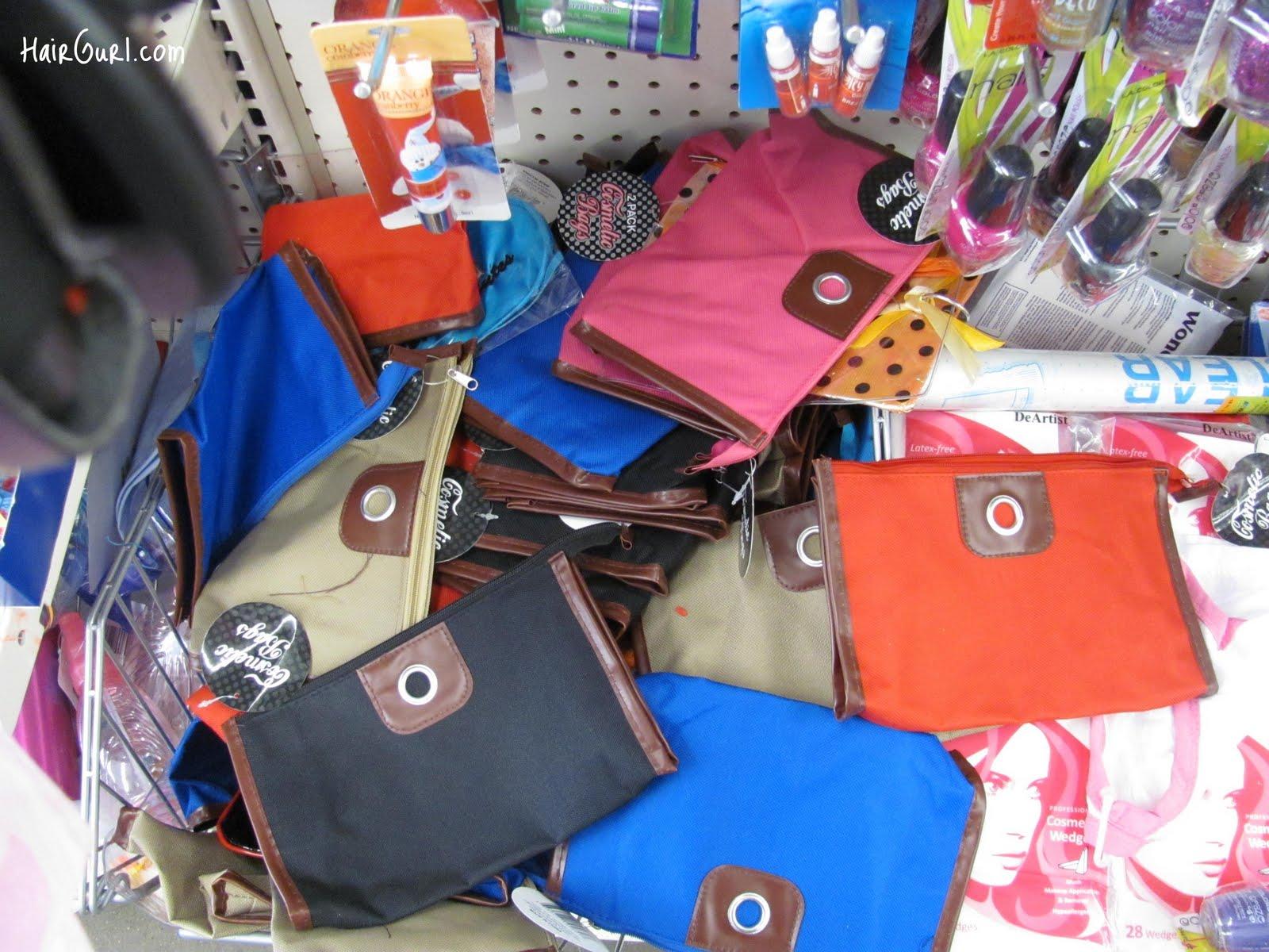 Kenyagurl Dollar Tree Find 1 Makeup Bags