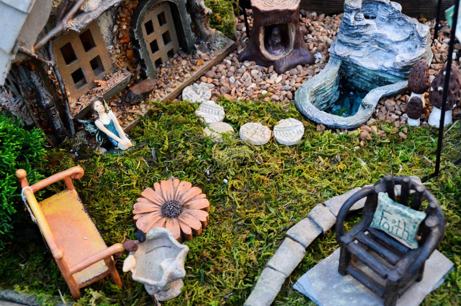 artisan thursday fairy garden fun at the fortville farmers market