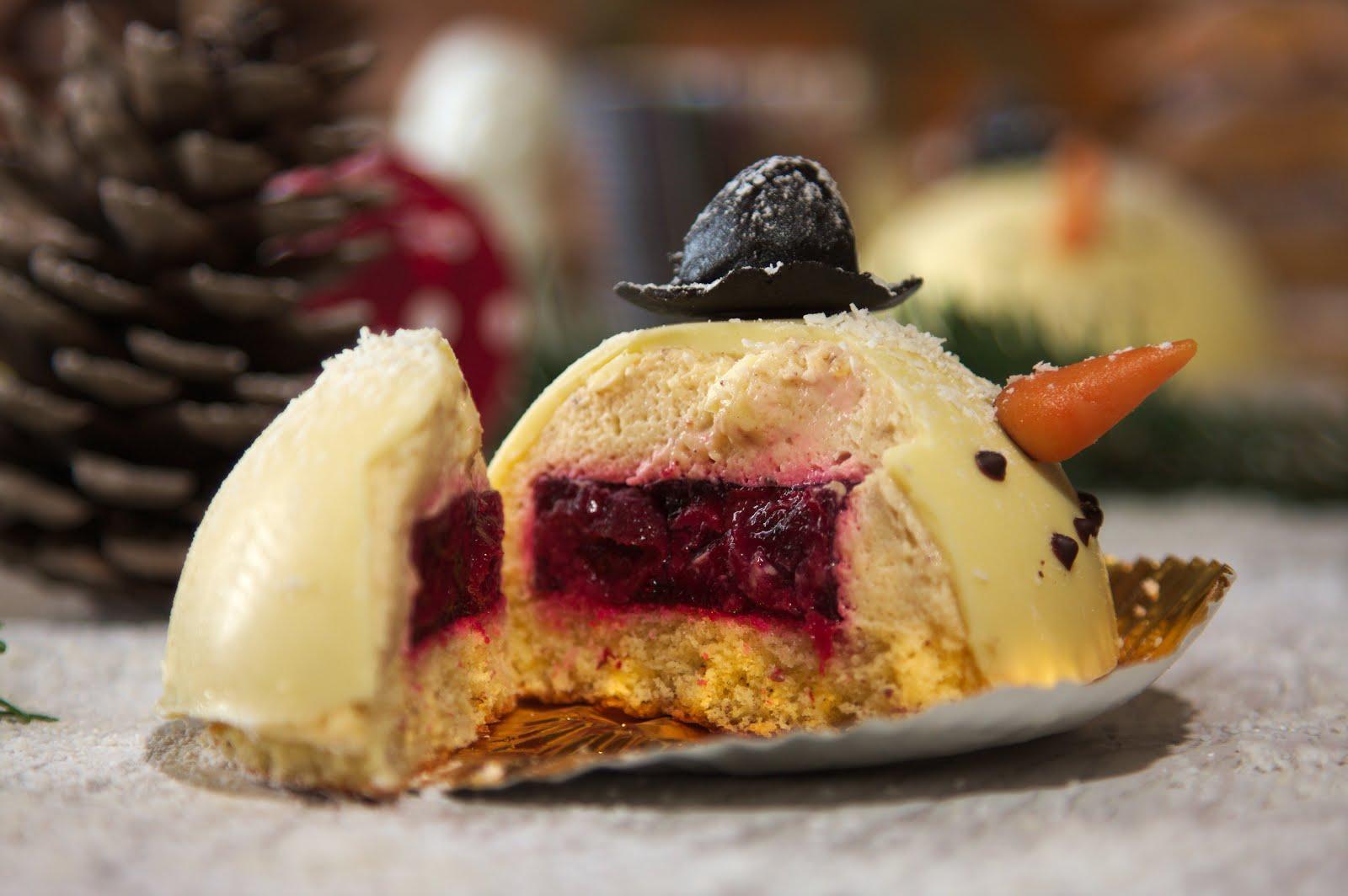 Schneemann Dessert von Experimentelle Cuisine