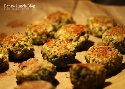 bento lunch blog rezept brokkoli parmesan mandel b llchen. Black Bedroom Furniture Sets. Home Design Ideas
