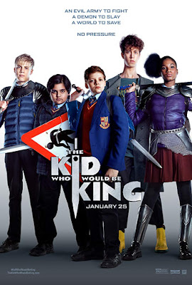 The Kid Who Would Be King 2019 English 480p WEB-DL ESubs 350MB