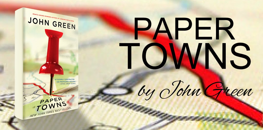 It is so hard to...Q Paper Towns