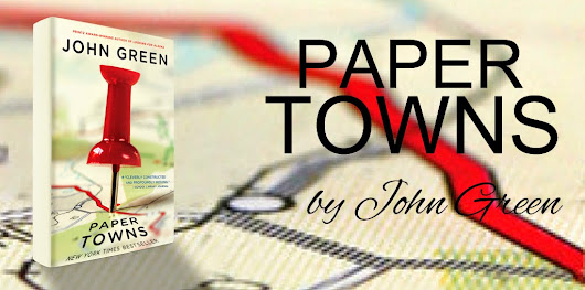 Amina Black: Review: Paper Towns by John Green