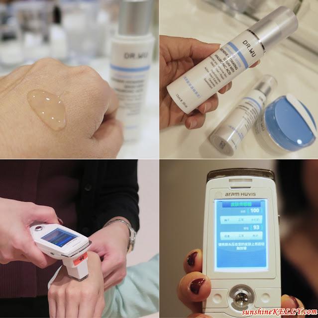Dr Wu DD Cushion, Hyalucomplex Hydrating System & Mandelic Renewal System Skincare Tips Dr. Wu x Sa Sa Malaysia Beauty Workshop