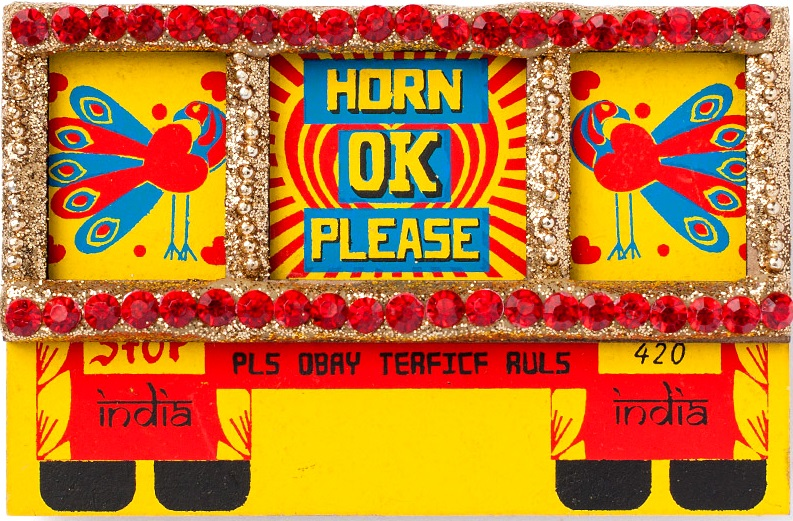 "History of ""HORN OK PLEASE"""