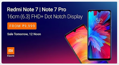 Redmi Note 7 Pro and Note 7 Phone How To Booking On Flash Sale