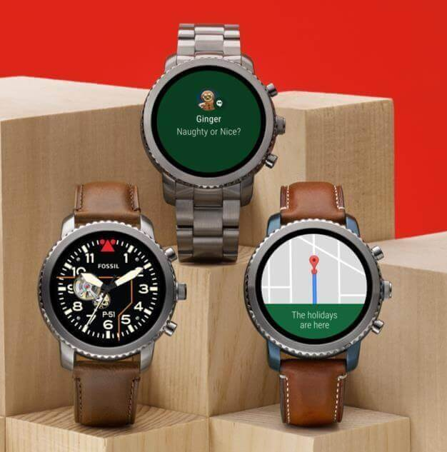 Fossil's Gift Guide; A Wise Gift Collection for the Holiday Season