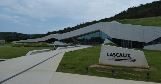 Lascaux, entrada principal