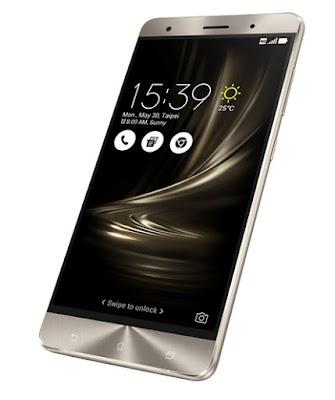 Asus Zenfone 3 Deluxe ZS570KL Specifications - Inetversal