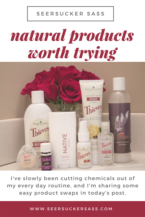 Natural Products Worth Trying