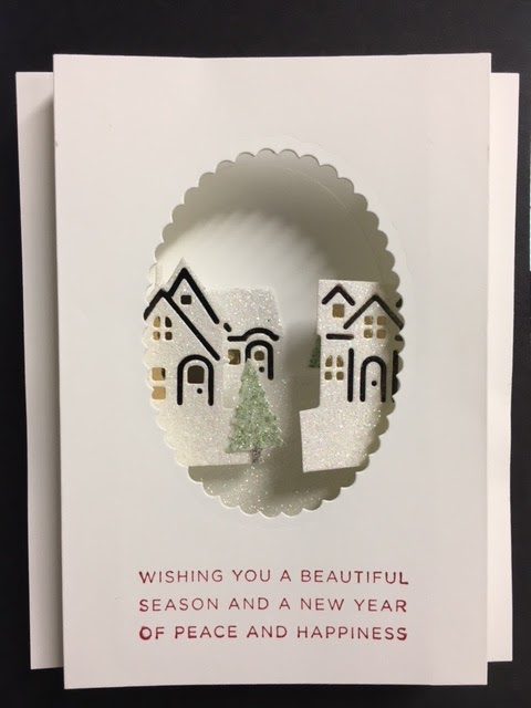 My creative corner hometown greetings peek a boo technique hometown greetings peek a boo technique christmas card 2017 stampin up holiday catalog m4hsunfo