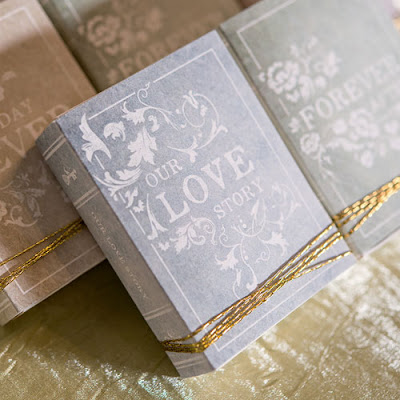 Literary Inspired Wedding Favors Perfect For Book Loving Couples