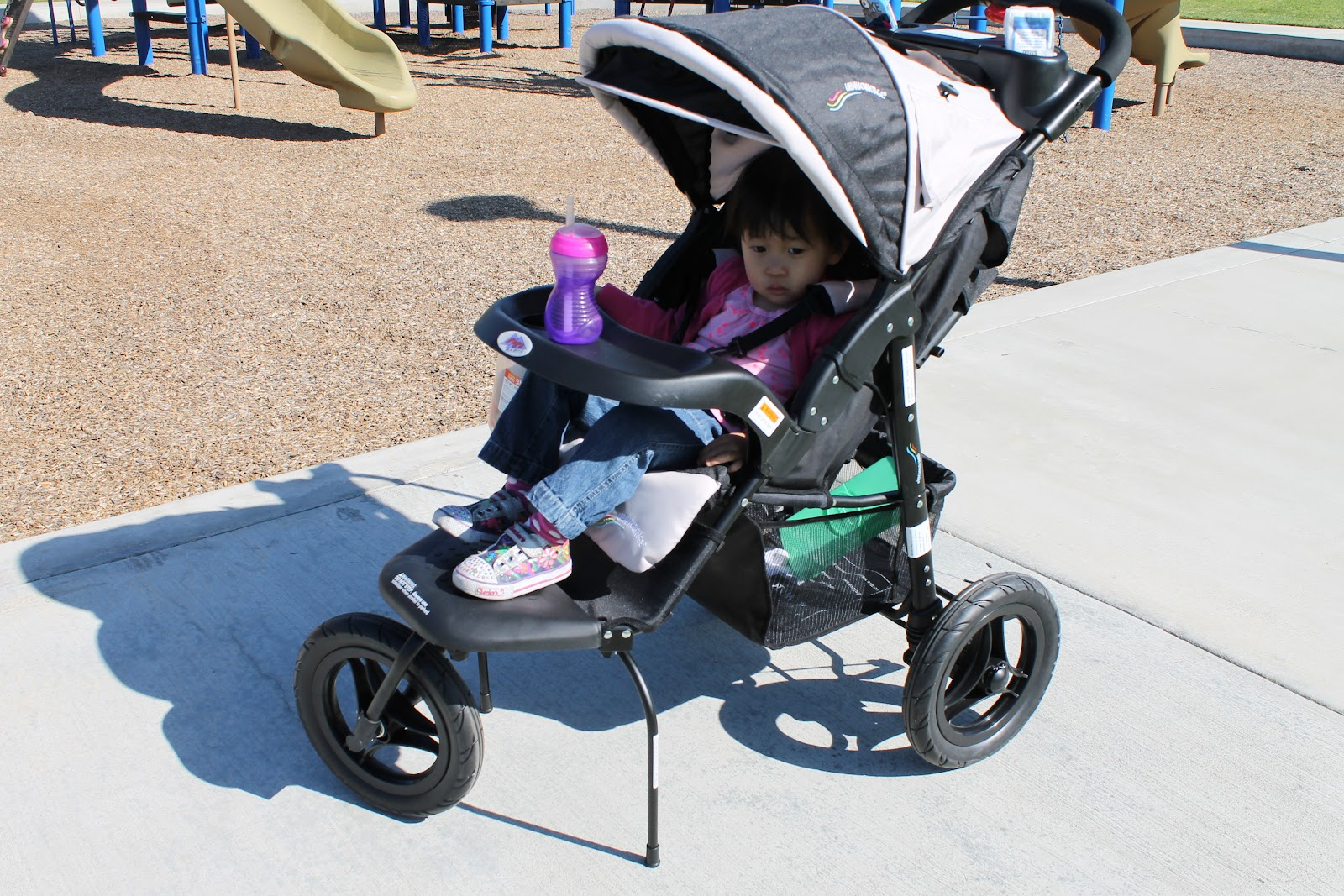 Baby Must Haves Gogo Babyz Urban Advantage Stroller One For You