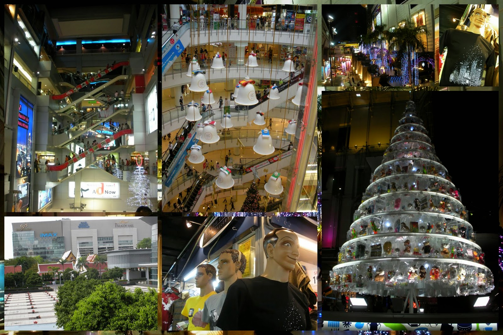 Shopping Malls in Bangkok