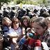 Tensión a las puertas del Congreso entre los pensionistas, Pablo Iglesias y la policía (VIDEO)