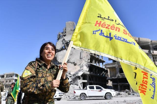 Αντίο Ισλαμικό Κράτος, στα τσακίδια!