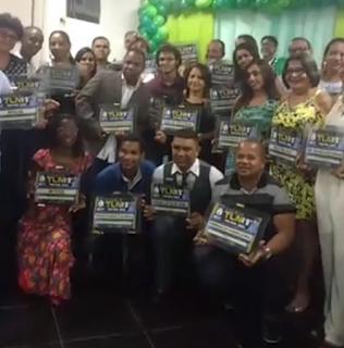 Vera Cruz: Premiados os melhores do ano de 2016