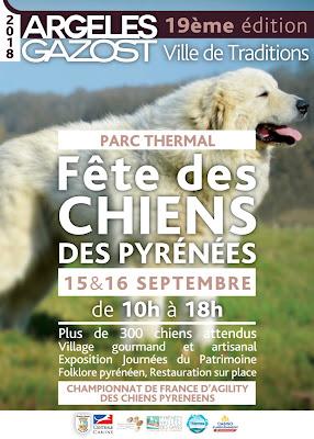 Fête des Chiens des Pyrénées 2018