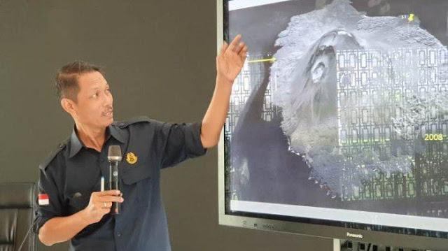 Kementerian ESDM Beberkan Anak Krakatau Bukan Penyebab Tsunami, tapi…
