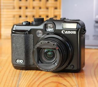 Jual Kamera Prosumer Bekas Canon G10