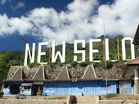 Pendakian Gunung Merapi via New Selo