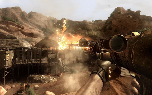 Far Cry 2 Download PC Full Version Gameplay 1